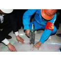 防水板超声波焊接机-超声波点焊机-超声波防水板焊接机