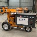 TK700混凝土湿喷机转子式湿喷机隧道湿喷机