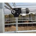 温室大棚配件 遮阳系统拉幕电机 智能温室大棚开窗减速电机