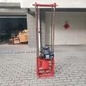 厂家直销微型多用途工程钻机用于工业和民用轻便立式工程钻机