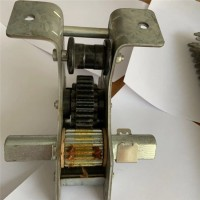 大棚遮阳专用配件热镀锌齿轮齿条