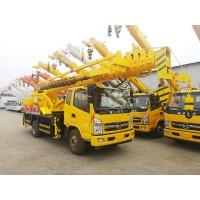 厂家定制吊车上装8-25吨吊车