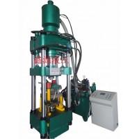 驰山东潍坊自动粉末成型液压机展现自我风采从鑫源做起