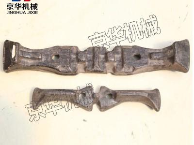 厂家生产锻造刮板 21GL01-1矿用锻打刮板 铸造半滚筒