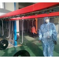 机加工零件喷涂-金属表面处理-大连涂装厂喷砂加工