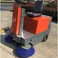 电梯房小型扫地车 双刷扫地机 驾驶式全自动