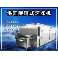 厂家直销隧道式速冻机 大型速冻设备可定制