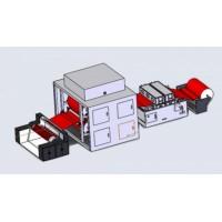 PP熔喷布水驻极生产线设备 PP水驻极熔喷布机械设备