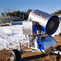 适合南方高温地区的造雪机N-07简介