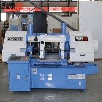 GZ4235双立柱液压锯床 质量同步欧洲 鲁班热卖