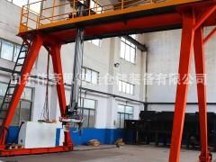 豆粕自动装车机械手 全自动装车机供应商