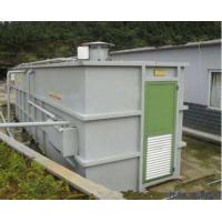 居民小区别墅污水处理一体化设备