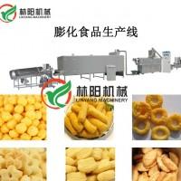 膨化烘烤设备生产线