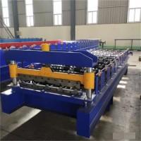 泊头兴和供应彩钢设备840/900双层压瓦机设备
