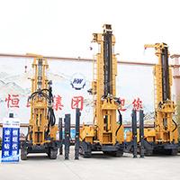 XSL3/160徐工钻机 履带式深井气动钻机 徐工钻机价格