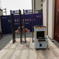 北京测温安检门安检机安检仪X光机出租