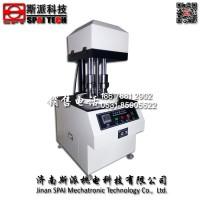 济南斯派 STM-4S型磨盘式石材耐磨试验机 新国标产品上市